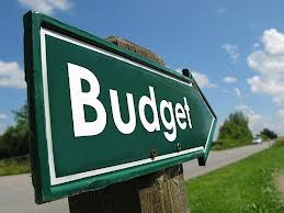 What is the problem with budgets?
