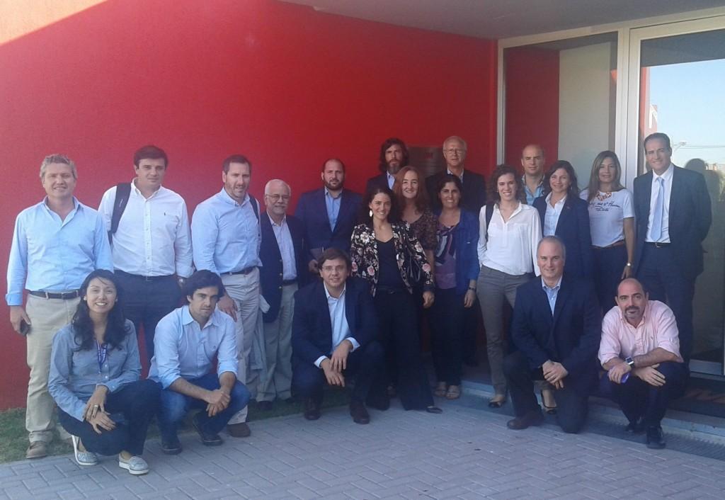 Visita al Centro de Innovación de 3M en Argentina